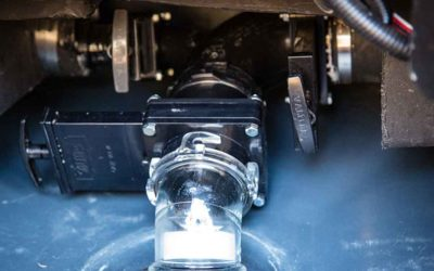 Should you leave your RV's holding tank pulls open?