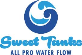 Sweet Tanks, an Authorized All Pro Water Flow Dealer